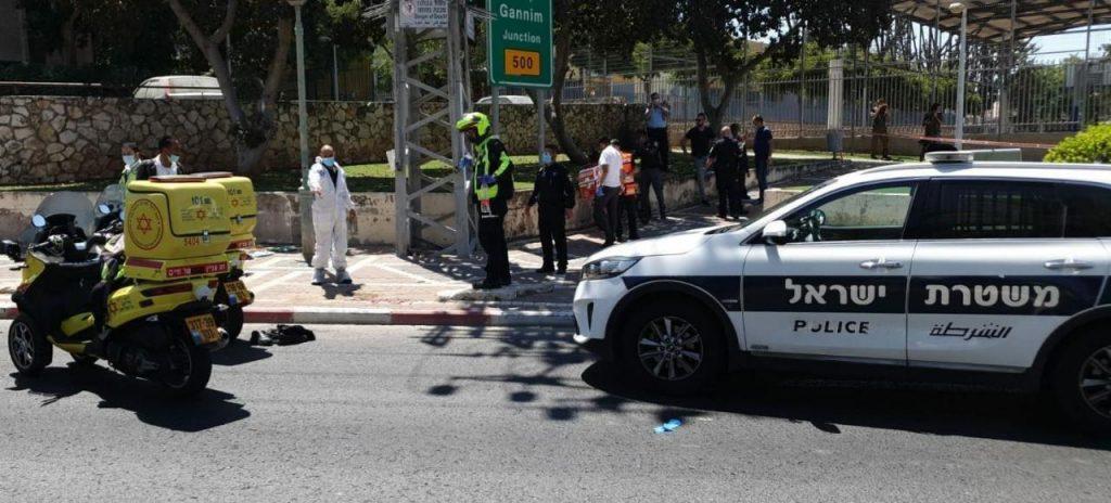 нападение на 35-летнего мужчину