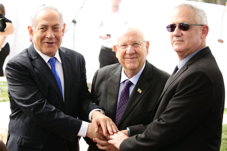 лидеры Израиля