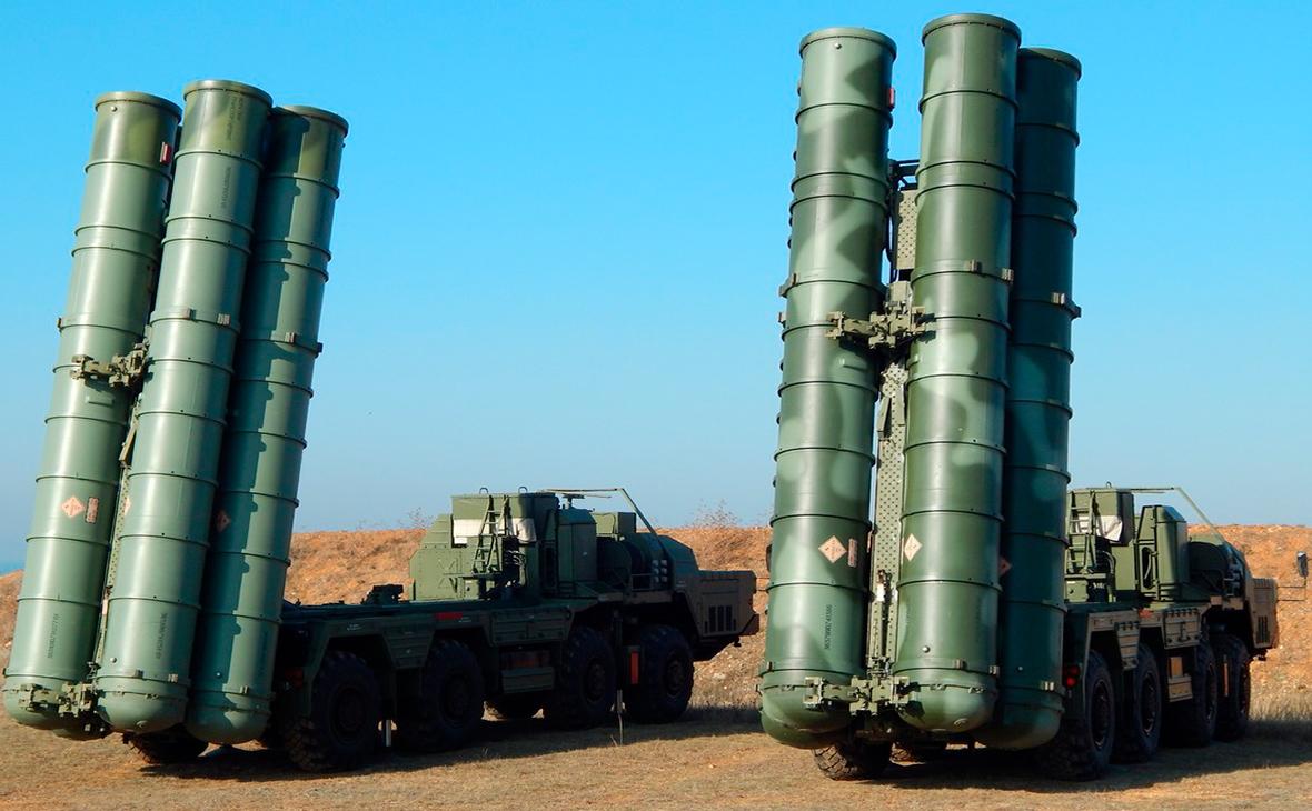 поставка Турции ПВО С-400