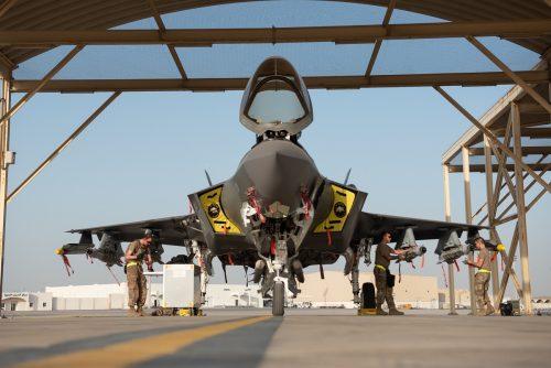 продажи F-35 Израиль