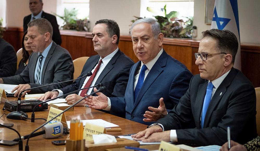 конфликты в правительстве Израиля