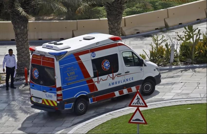 взрывы в ОАЭ