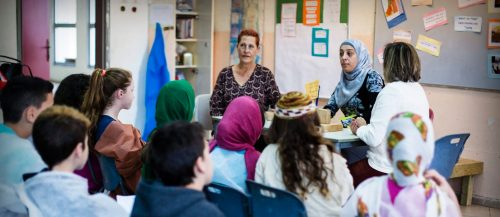 школа в Израиле