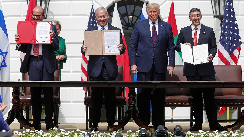 Авраамское соглашение