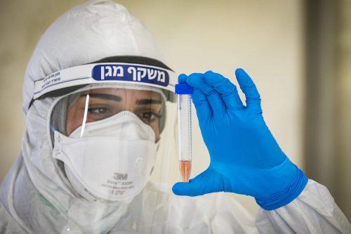 новости израиля коронавирус
