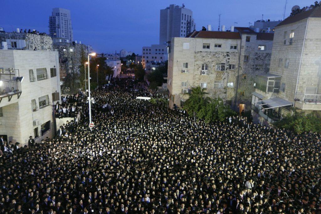 верующие Израиль