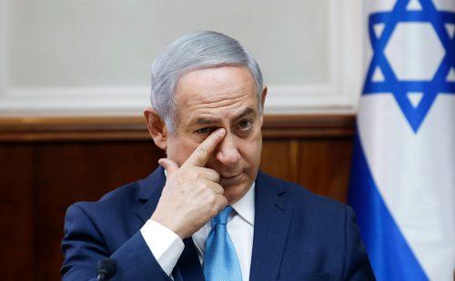 обвинения против Биньямина Нетаньягу