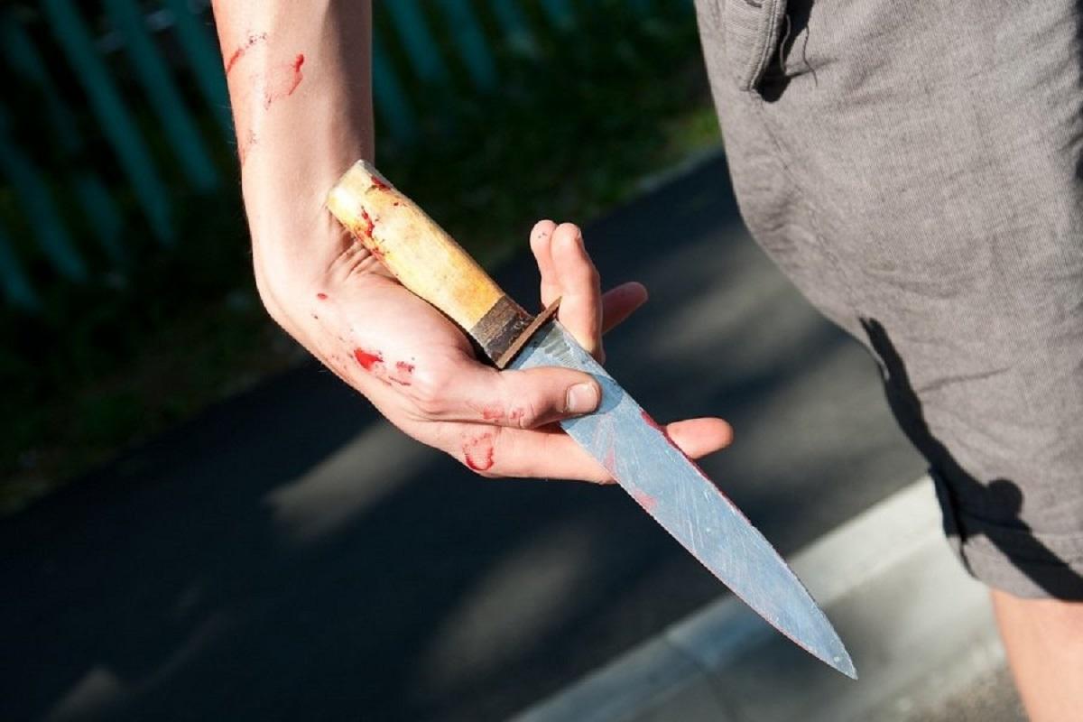 нападения с ножом