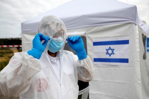 статистика коронавирус израиль
