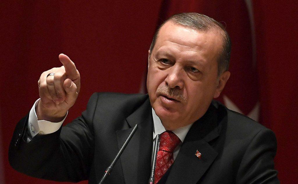 Эрдоган - президент Турции