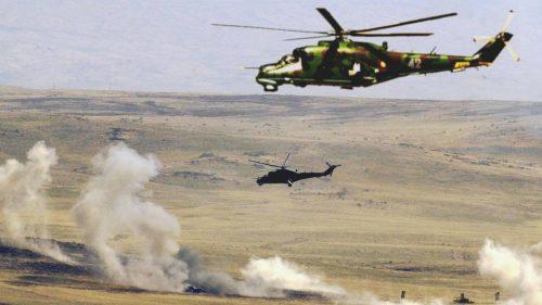 Военное положение в Армении