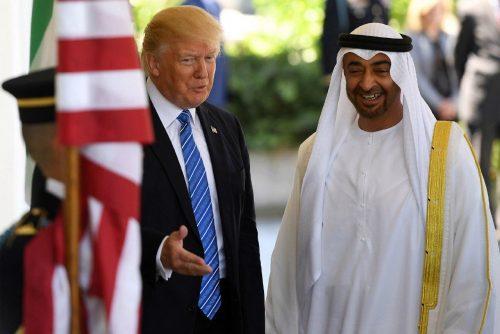 соглашение между Израилем и ОАЭ