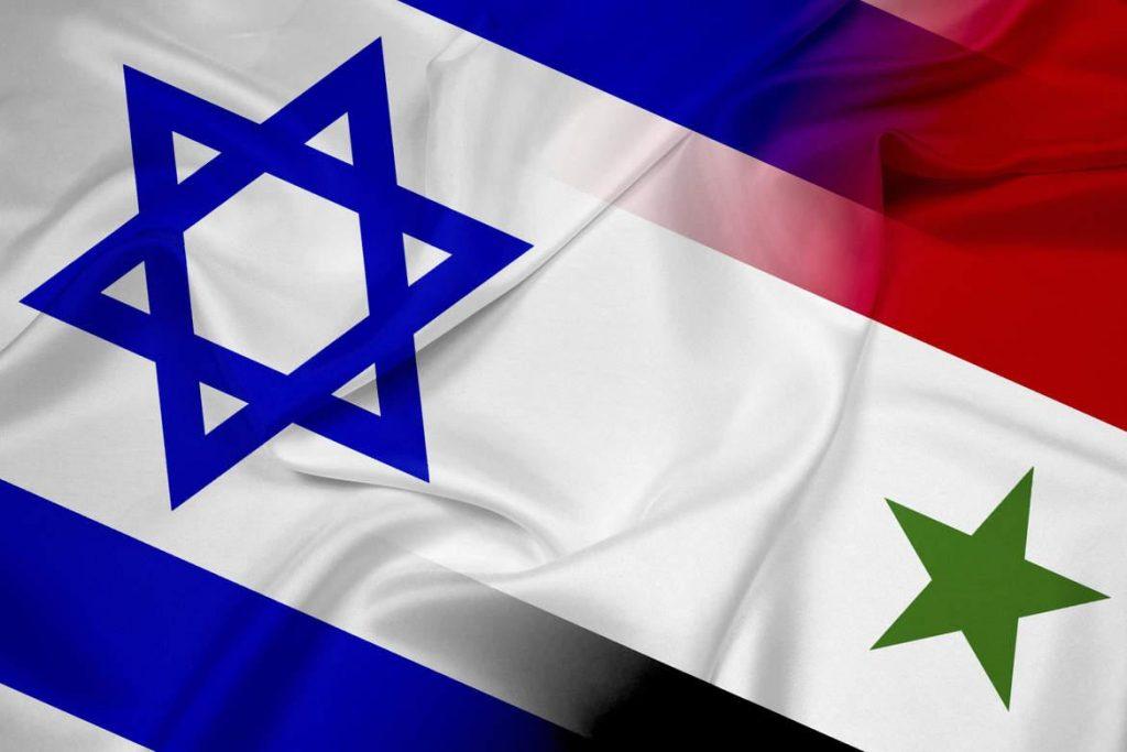секретные переговоры с Сирией