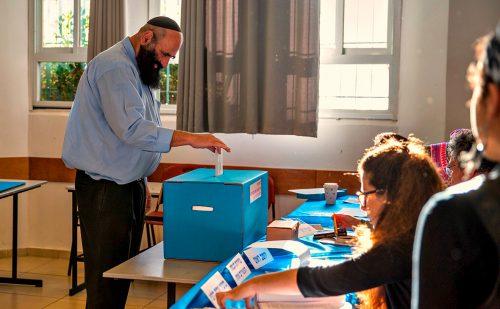 выборы в Израиле 2020