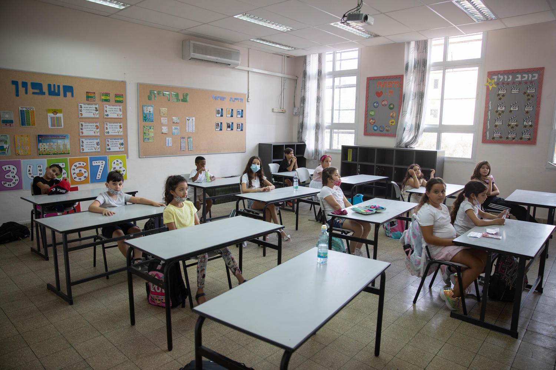 отмена карантина в школах Израиля