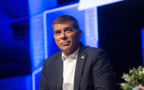 Министр Иностранных Дел Габи Ашкенази