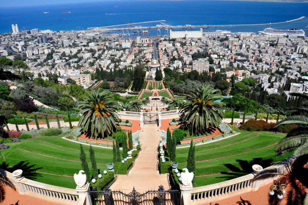 город Хайфа