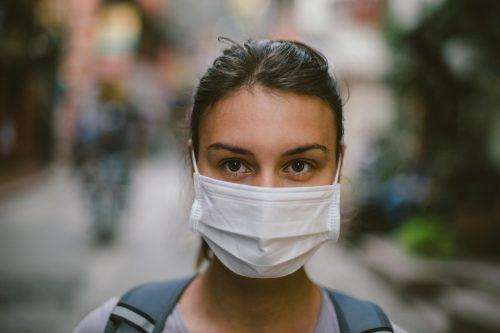Обязательное ношение масок
