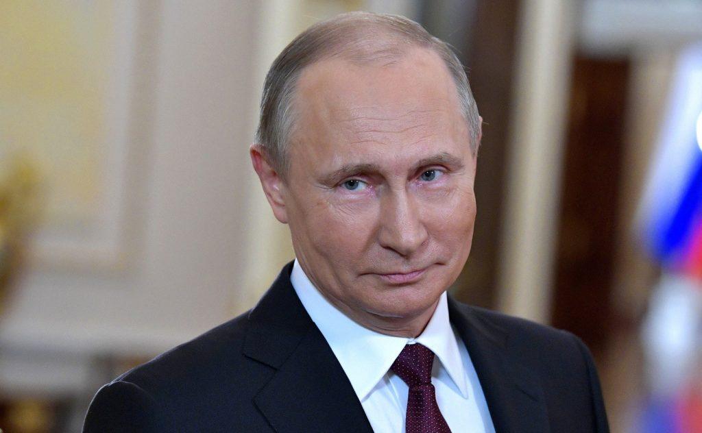 болезнь Путина