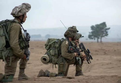 военнослужащие ЦАХАЛа