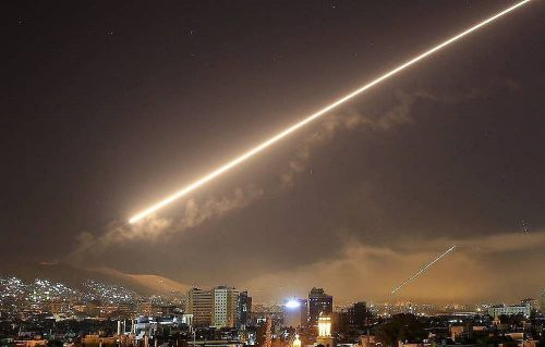 ЦАХАЛ атаковал военные объекты в Сирии