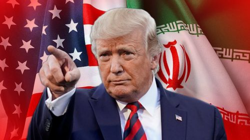 Трамп Иран и Израиль