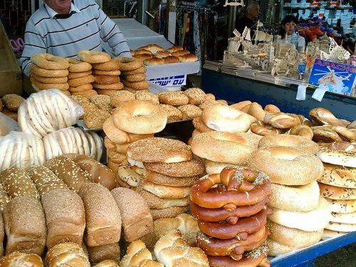 хлеб в Израиле