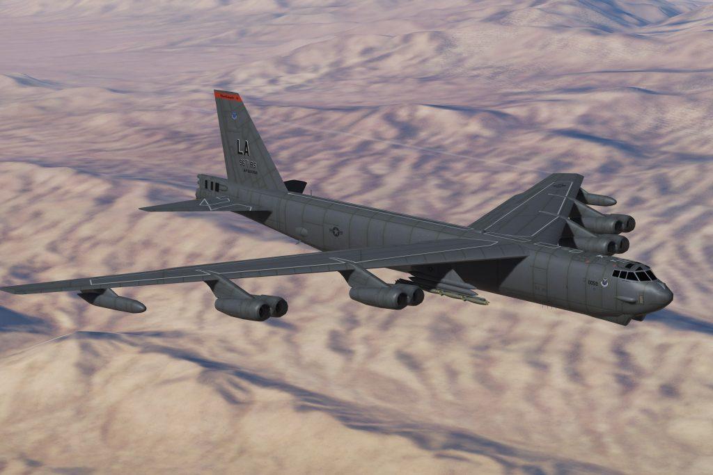 Вашингтон отправил на Ближний Восток тяжелые бомбардировщики