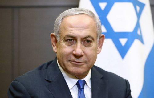 Нетаньягу в Кнессете