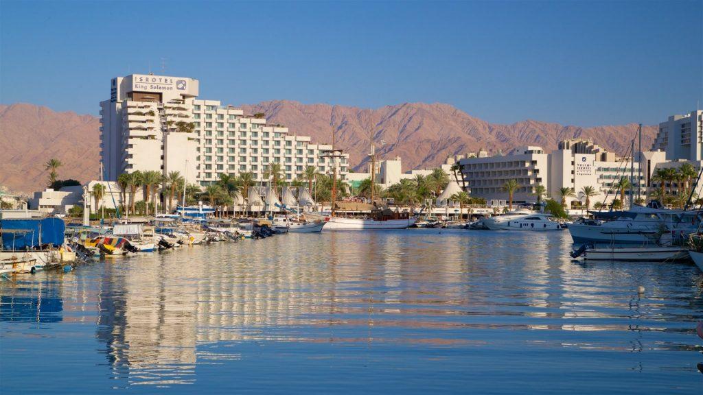 Эйлат и Мертвое море