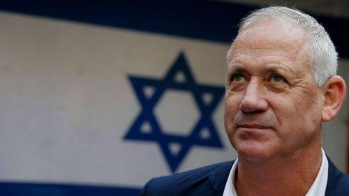 Ганц сделал заявление по Иерусалиму