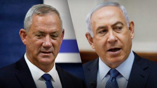Ликуд и Кахоль-Лаван ведут переговоры