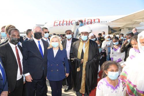 репатриация в Израиль эфиопской общины