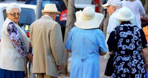 помощь пенсионерам в Израиле