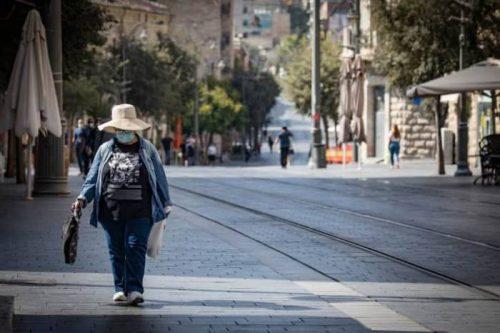 локдаун в израиле