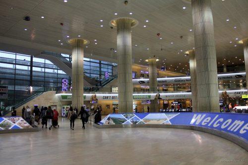 Минздрав настаивает на закрытии аэропорта Бен-Гурион