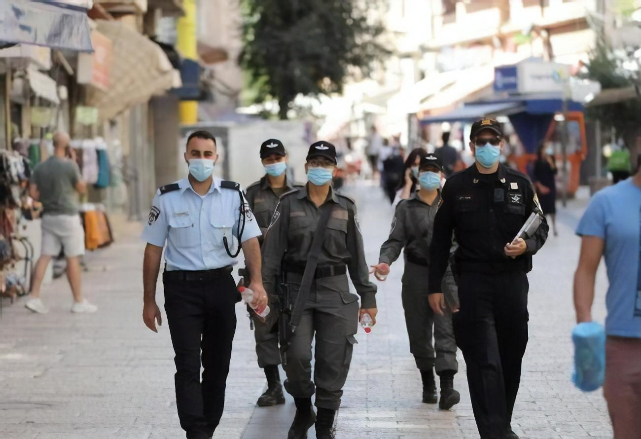 антирекорд по заболеваемости в Израиле