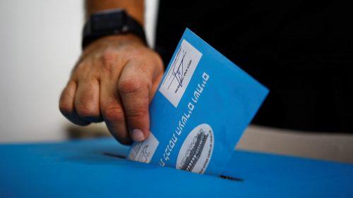 Прогнозы парламентских выборов Израиля