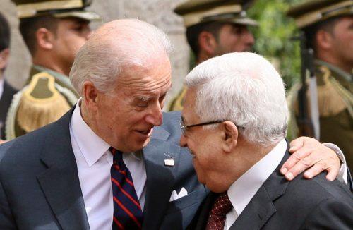 США помогает Палестине