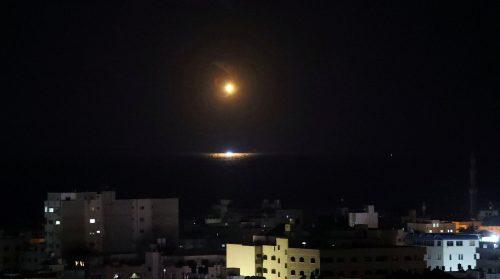 обстрел Израиля из Сектора Газы