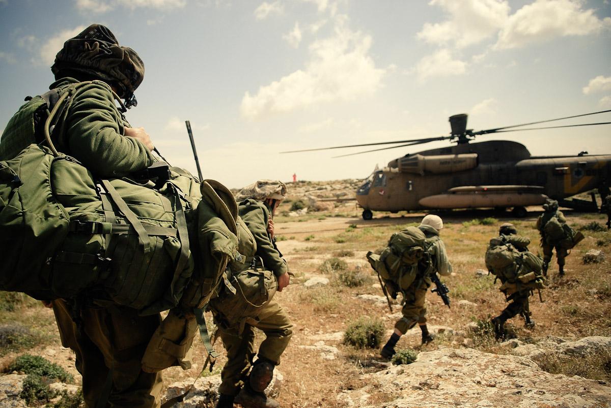 учения в Израиле