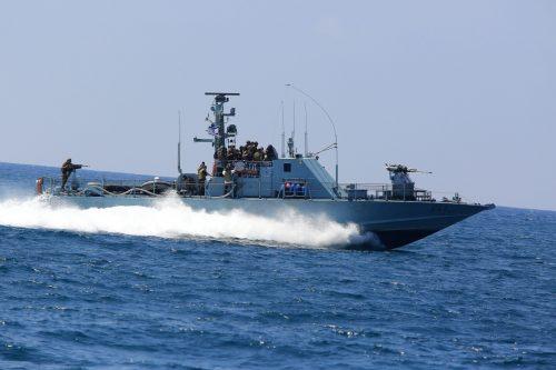 Конфликт у берегов Газа