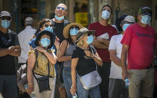 израиль статистика по коронавирусу