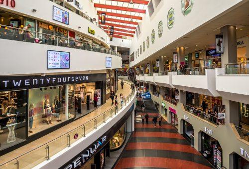 торговый центр Израиля