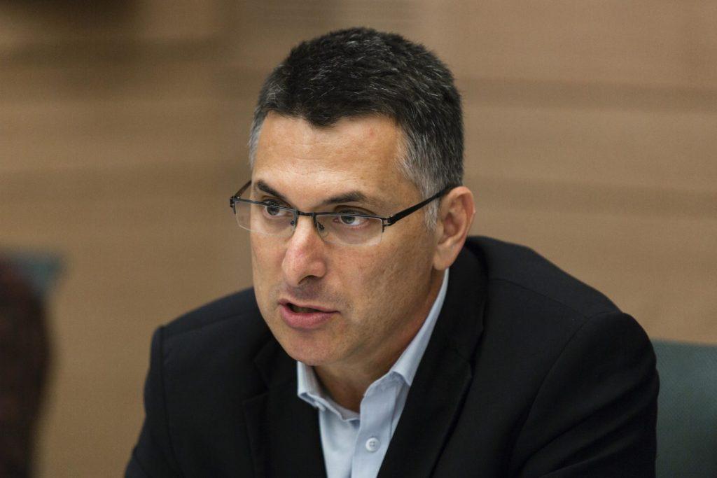 Гидеон Саар