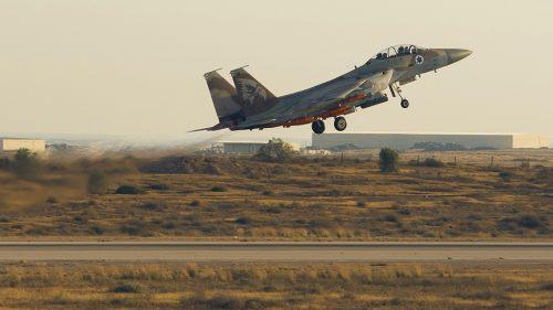 Авиаудар по Сирии
