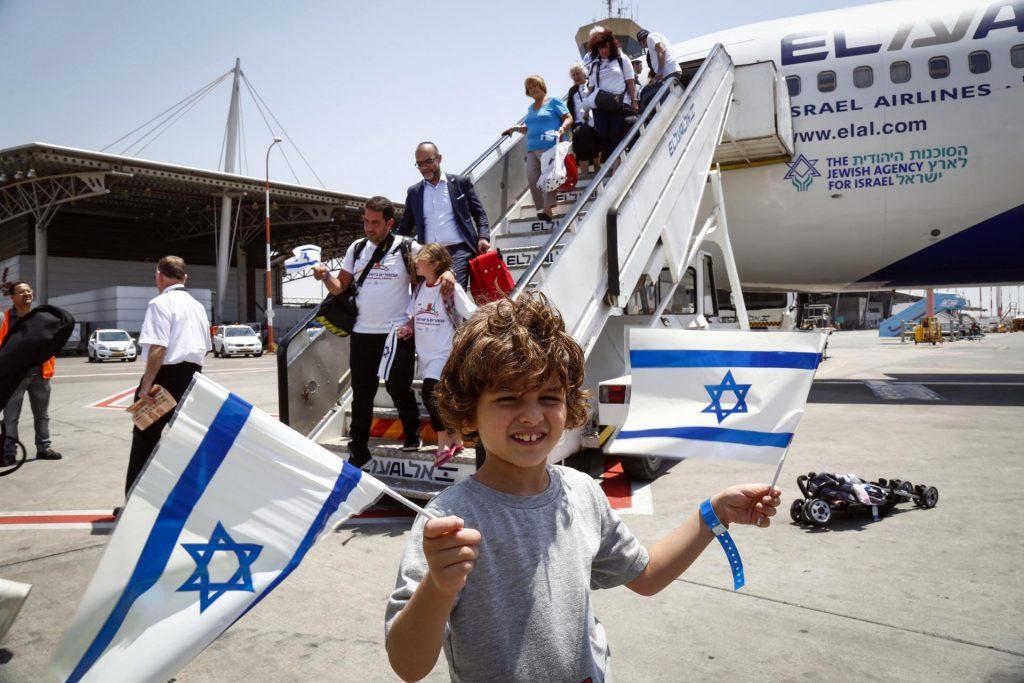 репатрианты в Израиле