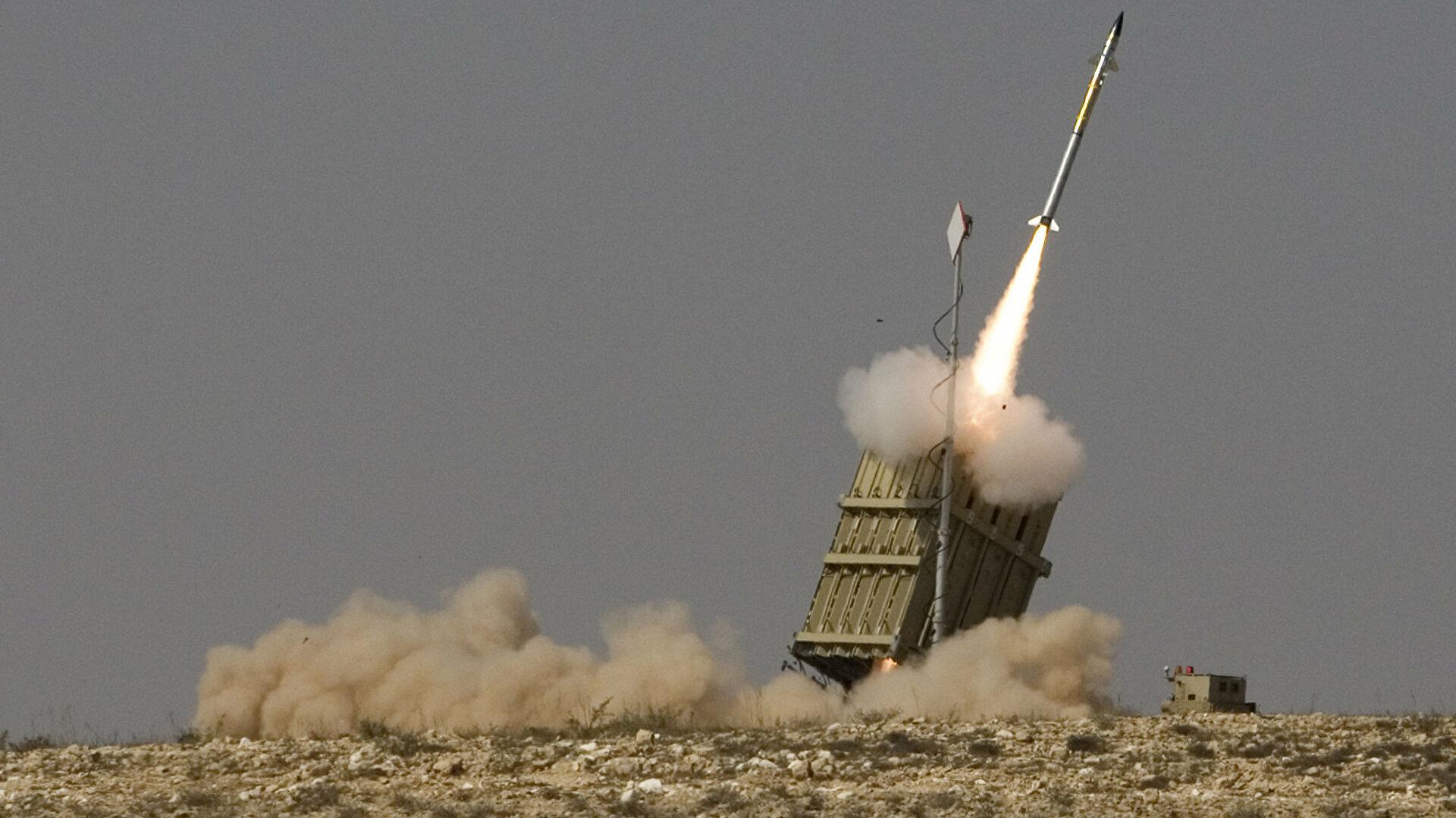 Ракета ХАМАС