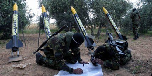 Ракеты ХАМАС