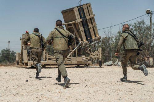Железный купол в Израиле